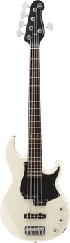 Yamaha BB235VW Broad Bass 5-String Vintage White
