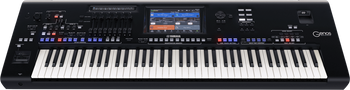 Yamaha Genos 76 key Workstation