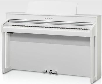 Kawai CA98 White Satin