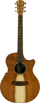 Cole Clark Angel 2 CCAN2EC-RDRW-G Gloss Redwood Rosewood