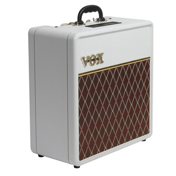 VOX AC4C1-12 Limited Edition White Bronco