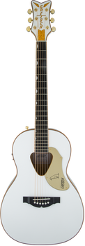 Gretsch G5021WPE Rancher Penguin Parlour Acoustic/Electric White