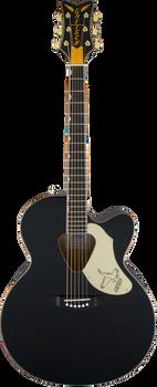 Gretsch G5022CBFE Rancher Falcon Jumbo Cutaway Acoustic/Electric Black