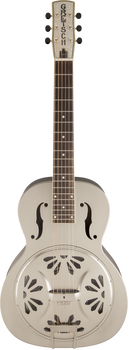 Gretsch G9231 Bobtail Steel Square-Neck Acoustic/Electric Slide Resonator Guitar