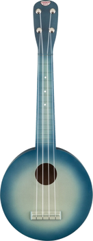 Gretsch G9101 NYC Camp Ukulele Blue Sunburst