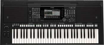 Yamaha PSRS775 Professional Arranger Workstation