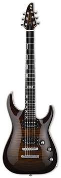 ESP E-II Horizon NT Dark Brown Sunburst