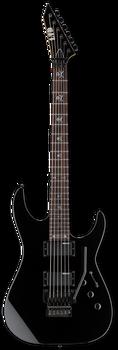 ESP LTD KH-202 Kirk Hammett Signature Black