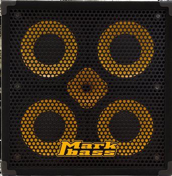 "Markbass Standard 104HR 8-Ohm 800W 4x10"" Bass Cab"