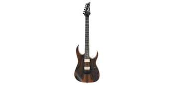 Ibanez RGEW521ZC NTF Electric Guitar Natural Flat