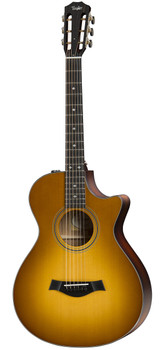 Taylor 312ce 12-Fret LTD Blackwood Lutz Spruce