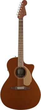 Fender California Series Newporter Player Rustic Copper