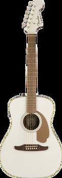 Fender California Series Malibu Player Arctic Gold