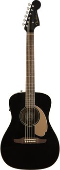 Fender California Series Malibu Player Jetty Black