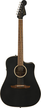 Fender California Series Redondo Special Matte Black