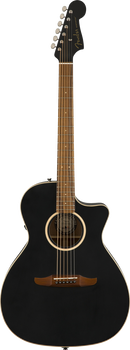 Fender California Series Newporter Special Matte Black