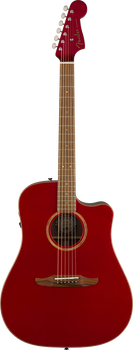 Fender California Series Redondo Classic Hot Rod Red Metallic