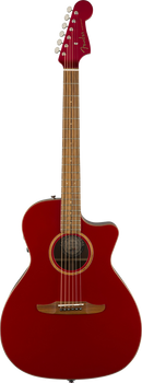 Fender California Series Newporter Classic Hot Rod Red Metallic