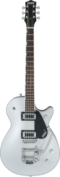 Gretsch G5230T Electromatic Jet FT Single-Cut with Bigsby Airline Silver