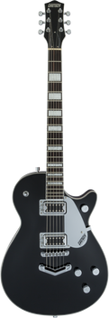 Gretsch G5220 Electromatic Jet BT Single-Cut with V-Stoptail Black