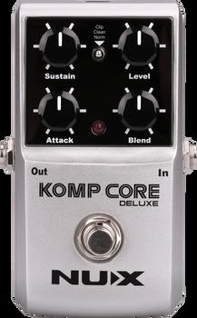 Nux Komp Core Deluxe Analog Compressor Pedal