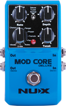 Nux Mod Core Deluxe Modulation Effects Pedal