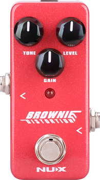 Nux NDS-2 Brownie Distortion Mini Pedal