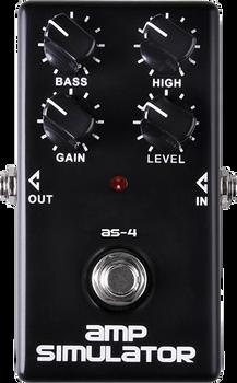 Nux AS-4 Modern Amp Simulator Pedal