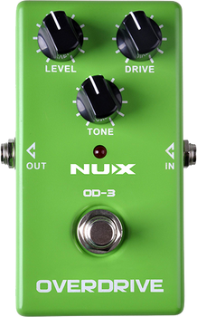 Nux OD-3 Overdrive Pedal