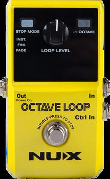 Nux Octave Loop Pedal