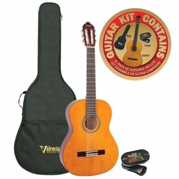 Valenica VC102K 1/2 Size Guitar Starter Pack
