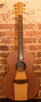 Cole Clark Angel 2 CCAN2E-RDBLR Redwood Blackwood