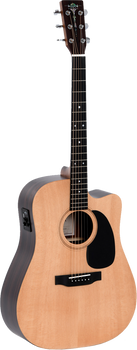 Sigma DTCE+ Acoustic/Electric Guitar