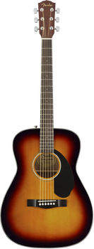 Fender CC-60S Concert 3-Colour Sunburst