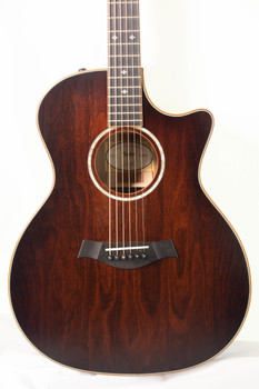 Taylor Custom Shop 400 Series Grand Auditorium All Blackwood