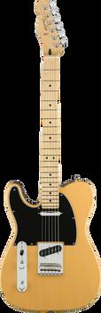 Fender Player Stratocaster Left-Handed MN Butterscotch Blonde