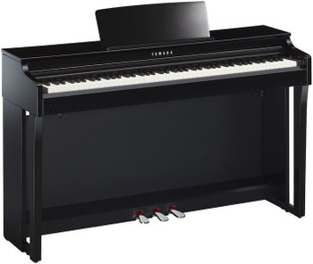 Yamaha CLP-625PE Polished Ebony