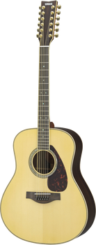 Yamaha LL16-12 ARE 12-String Acoustic Electric Natural