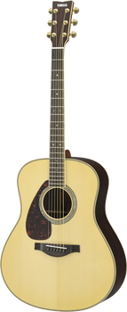 Yamaha LL16 ARE Left-Handed Acoustic/Electric Guitar Natural
