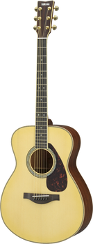 Yamaha LS16M ARE Concert Acoustic Electric Natural