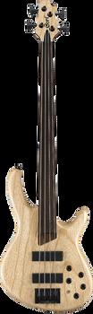 Cort Artisan B4FL Plus AS OPN Fretless Bass Open Pore Natural