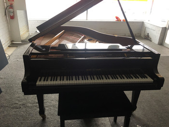 Brash Paling WG-60 183cm Grand Piano (Made by Young Chang)