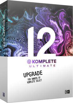 Native Instruments Komplete 12 Ultimate Production Suite UPGRADE