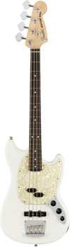 Fender American Performer Mustang Bass RW Arctic White