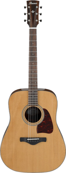 Ibanez AVD9 NT Artwood Vintage Thermo Aged Acoustic Natural