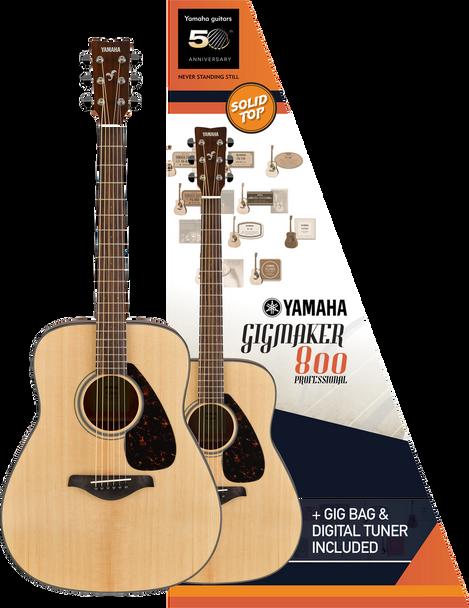 Yamaha Gigmaker800 Guitar Pack