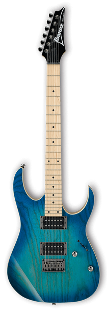 Ibanez RG421AHM BMT Electric Blue Moon Burst