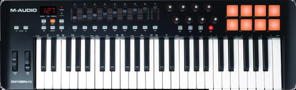 M-Audio Oxygen 49 MK IV USB MIDI Keyboard Controller
