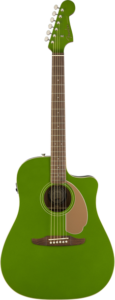 Fender California Series Redondo Player Electric Jade