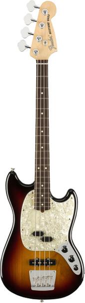 Fender American Performer Mustang Bass RW 3-Colour Sunburst